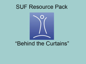 """""""Behind the Curtains"""" resource pack"""