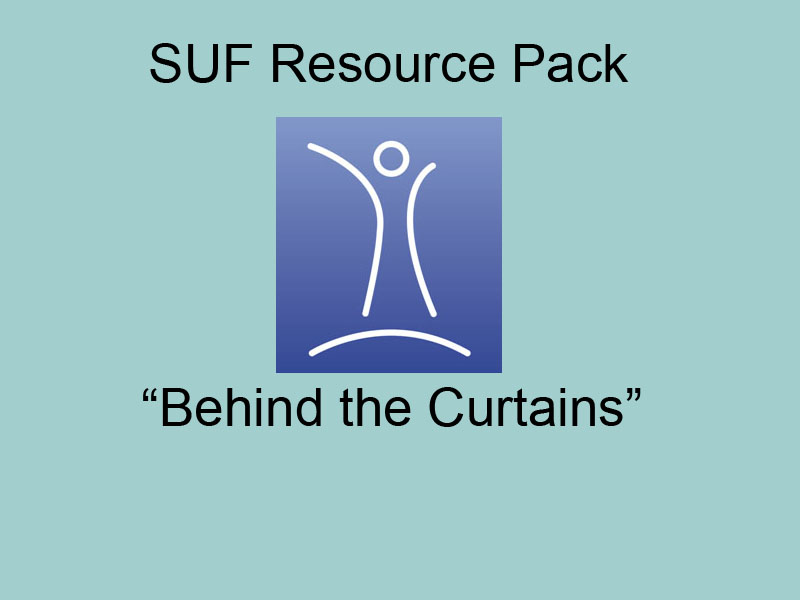 suf news Behind the curtains