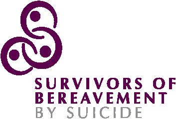 Survivors of Bereavement through Suicide logo
