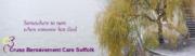 Cruse Bereavement Care Suffolk logo
