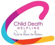 Child Death Helpline logo