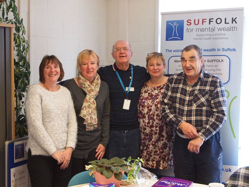 SUF dementia friends training