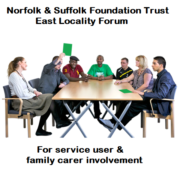 NSFT 2017 Dates for the Suffolk East Locality Forum (previously called CAD)
