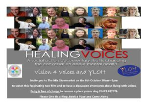 Healing Voices – A social action documentary