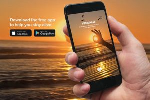 Stay Alive app image 2