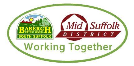 mid suffolk council logo