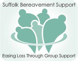 suffolk bereavement support logo