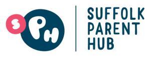 suffolk parent hub logo