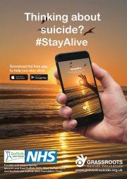 Stay Alive app image