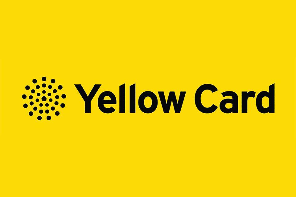 Yellow Card scheme